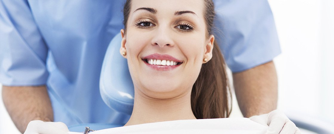 smiling-woman-dental-checkup