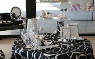 vendita argenti e cristalli monza