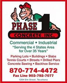 Phase 1 Concrete Inc