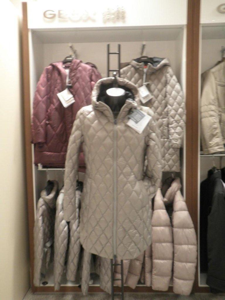 vendita  abbigliamento