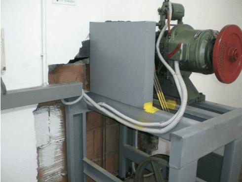 manutenzione argano ascensore