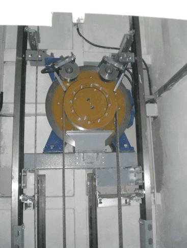 Manutenzione componenti ascensori