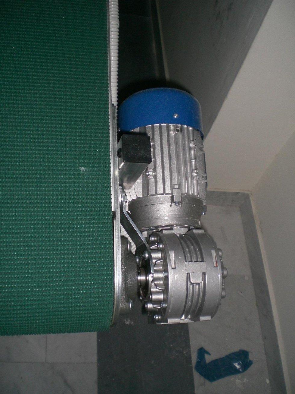 Motore nastro trasportatore