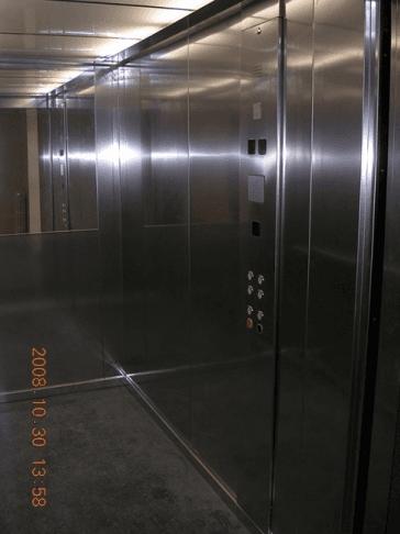 ascensori MRL Gearless