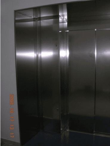 Porte scorrevoli metalliche