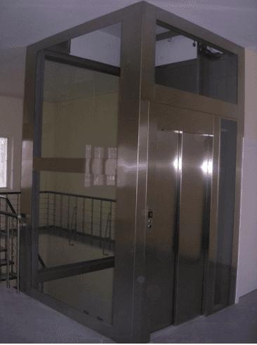 cabine ascensore personalizzate