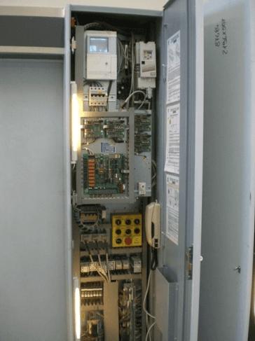 Riparazione tecnica ascensori