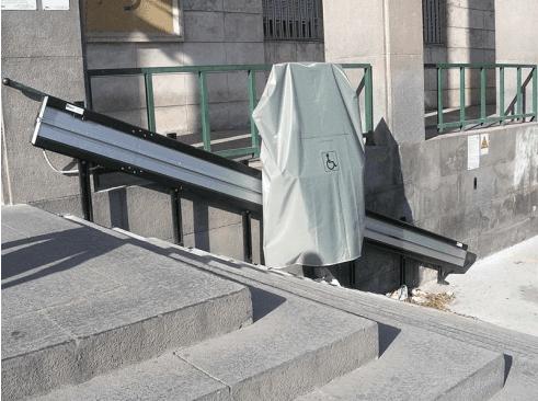 Servoscala luoghi pubblici