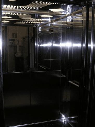 controllo funi ascensore