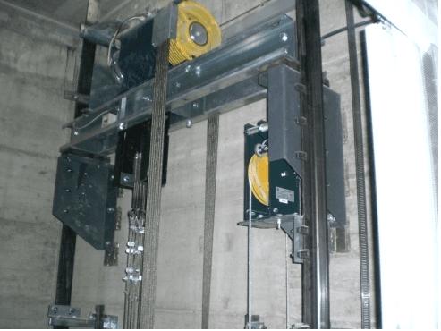 installazione ascensore