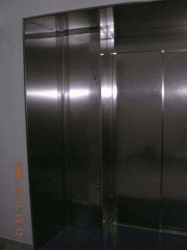 Porte piano metalliche