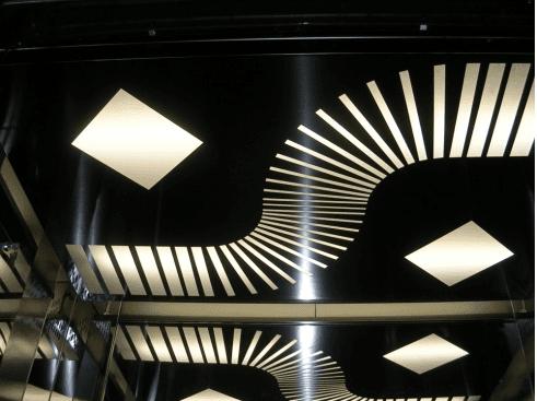 Personalizzazione cabina ascensore