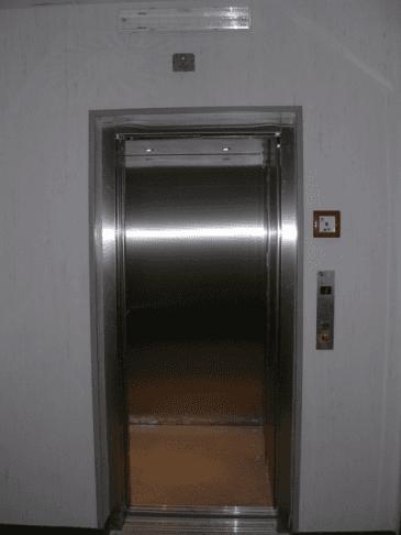 cabina metallica ascesnore