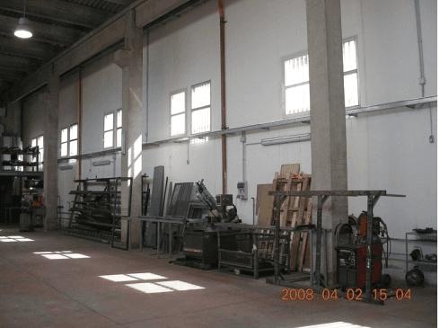 Installazione montacarichi
