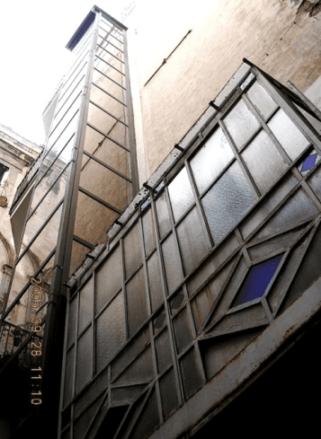 ascensore condominio
