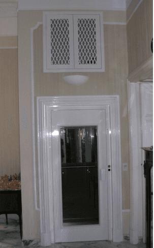 Mini ascensore da appartamento