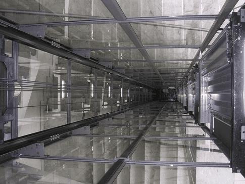 Rampa ascensore