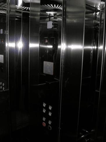 contatti elettrici ascensore