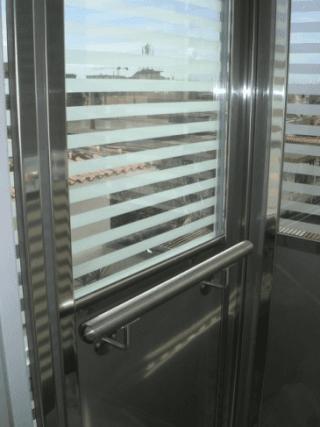 ascensore panoramico
