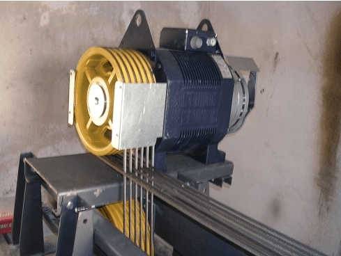 Motore ascensori