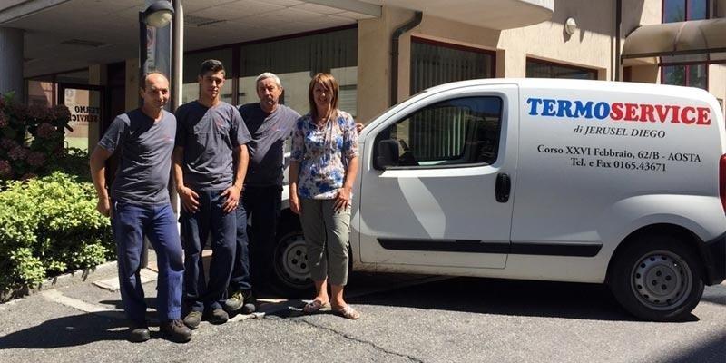 Termo Service - Aosta