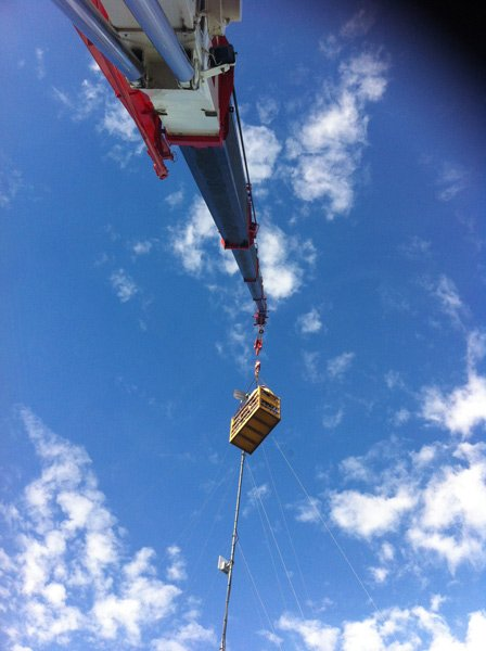 crane lifting box