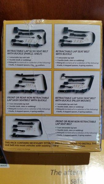New & second hand Seatbelts   Tauranga & NZ   Mount Wrecking Co