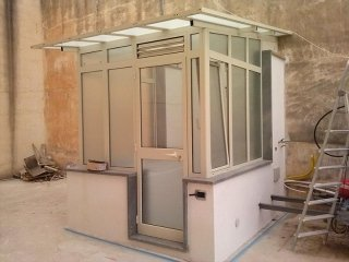 box veranda