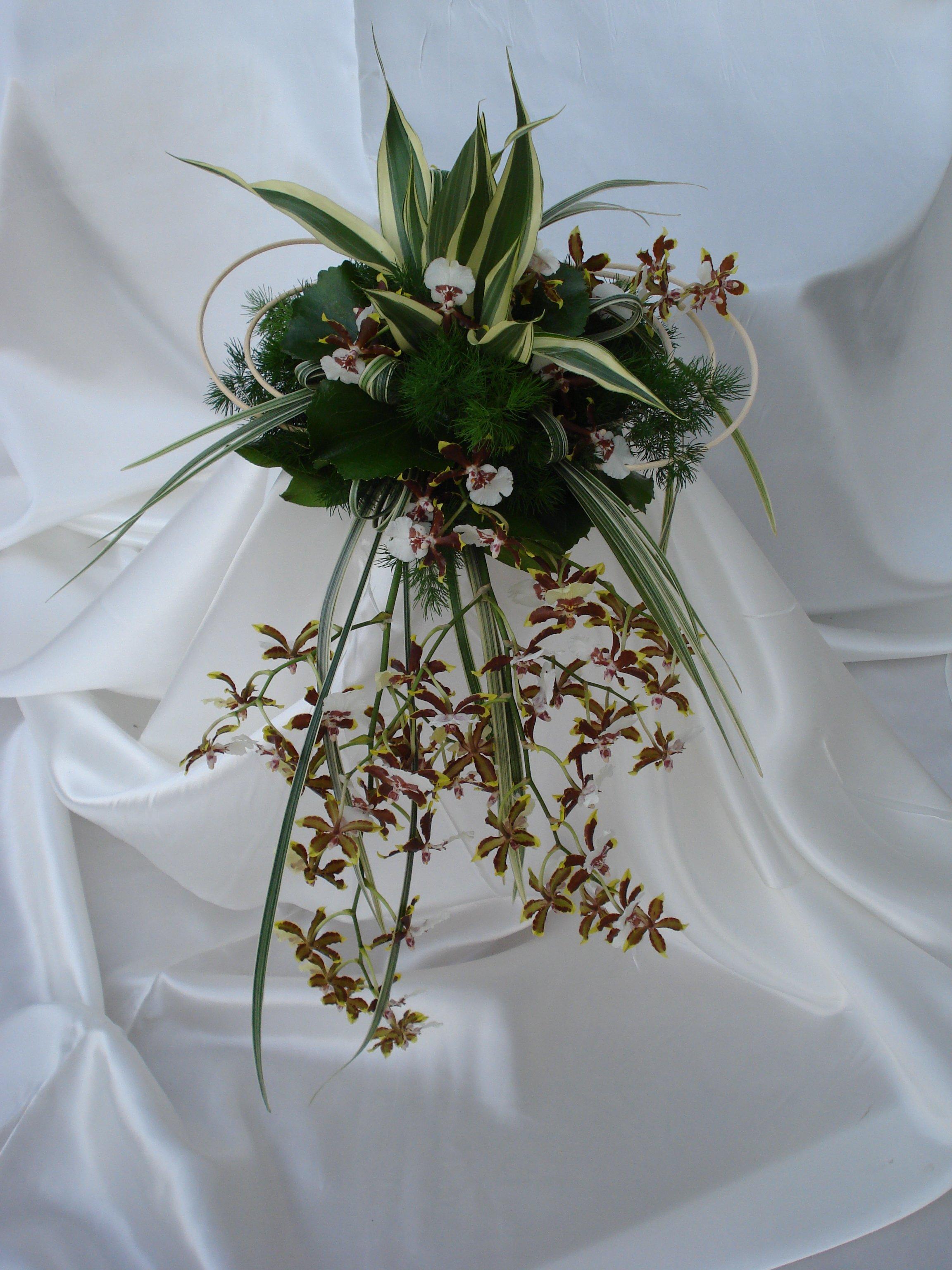 bouquet sposa con cambria