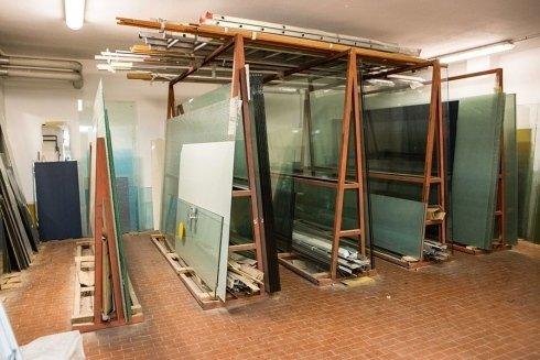 sostituzione completa dei vetri