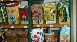 tabacchi per sigarette