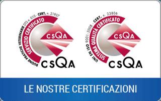 certificazioni csQa