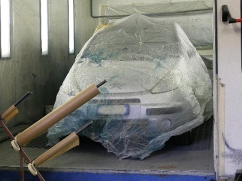 Verniciatura auto Genova