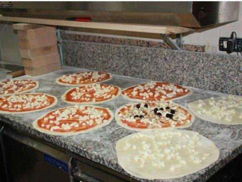 Pizza primi e secondi piatti