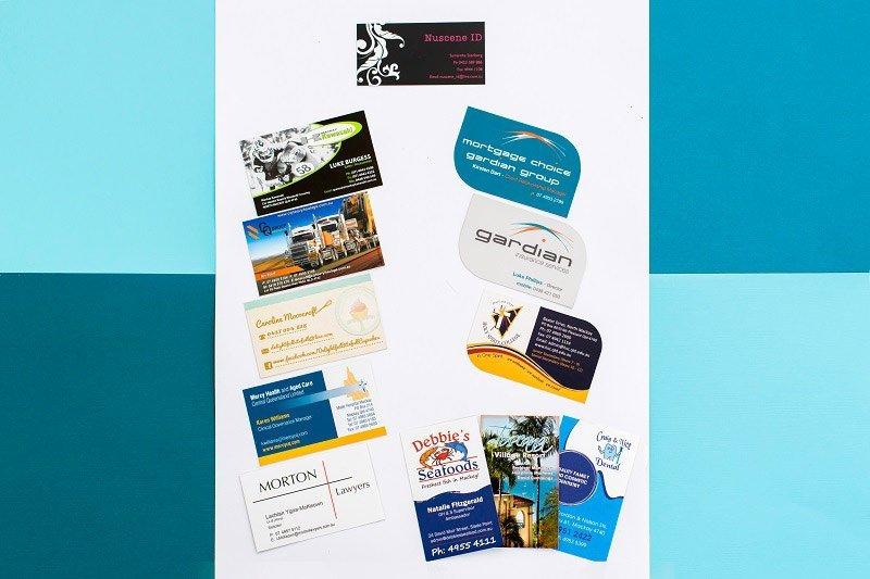 various business prints