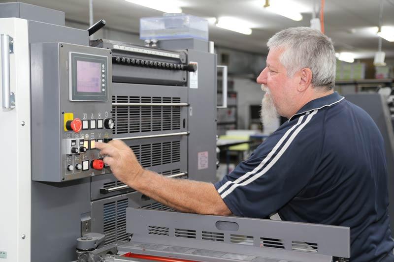 printer operation