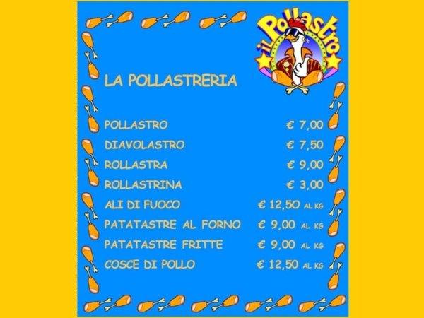 piatti con polo de Il Pollastro