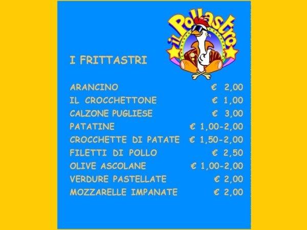 i fritti de Il Pollastro