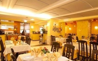 interni ristorante romano