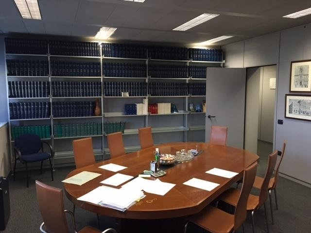 sala studio notarile