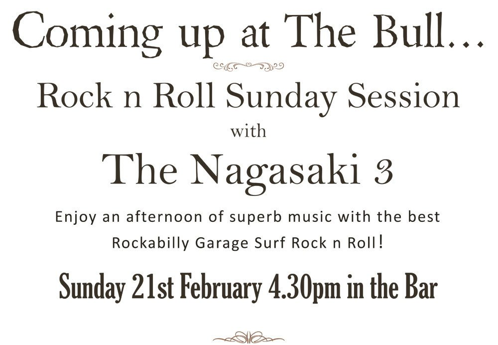 The Bull at Benenden - Sunday Music Session