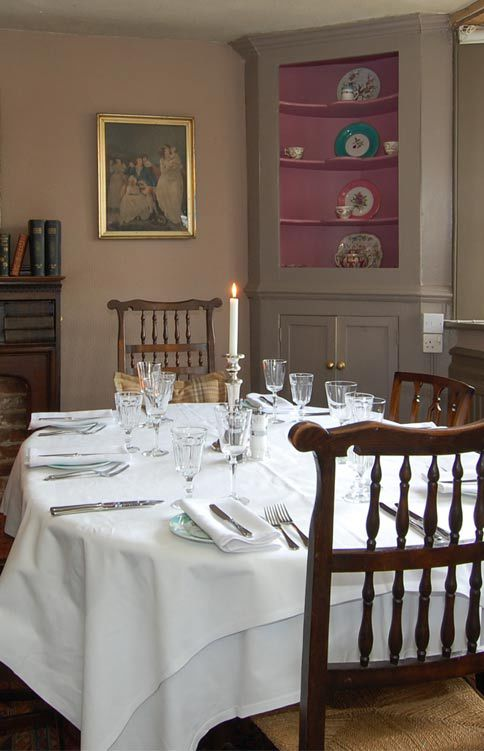 The Bull at Benenden - Private Dining