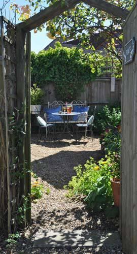The Bull at Benenden - The Secret Garden