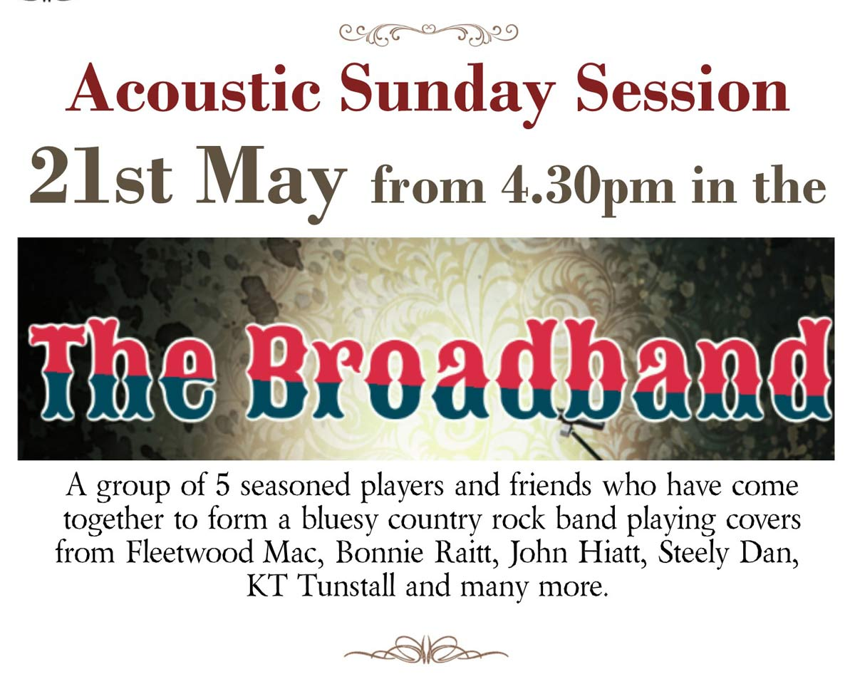 Acoustic Sunday - The Bull at Benenden