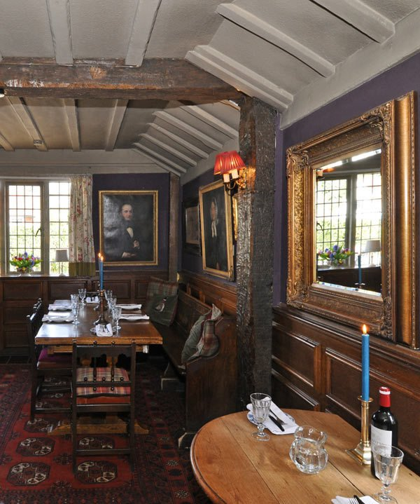 The Bull at Benenden - The Bar