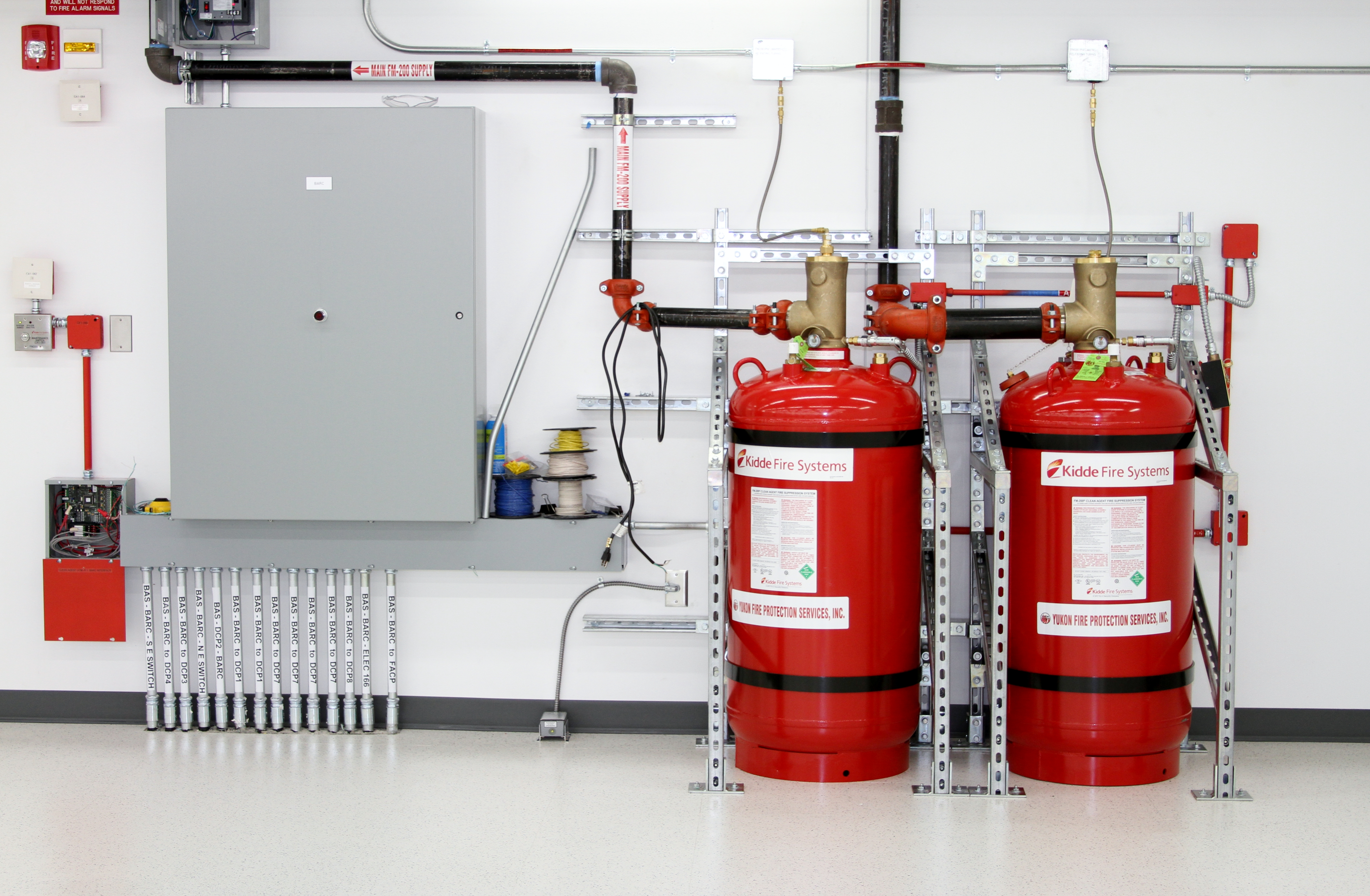 We sell fire fire measuring cylinder and fire extinguishers and more in Anchorage, AK