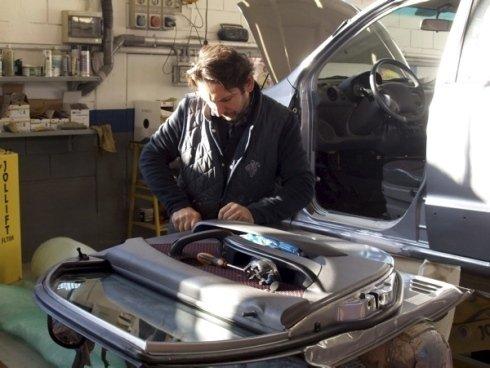 manutenzione portiera, sostituzione cristalli, sostituzione parabrezza