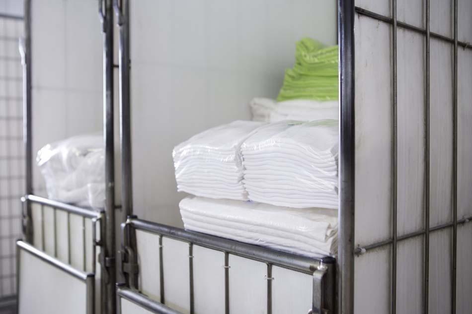 Servizi lavaggio - Cento - Lavabianco