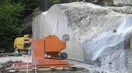 taglio blocchi cemento