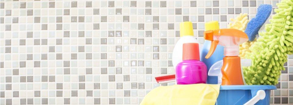 articoli per pulizie domestiche